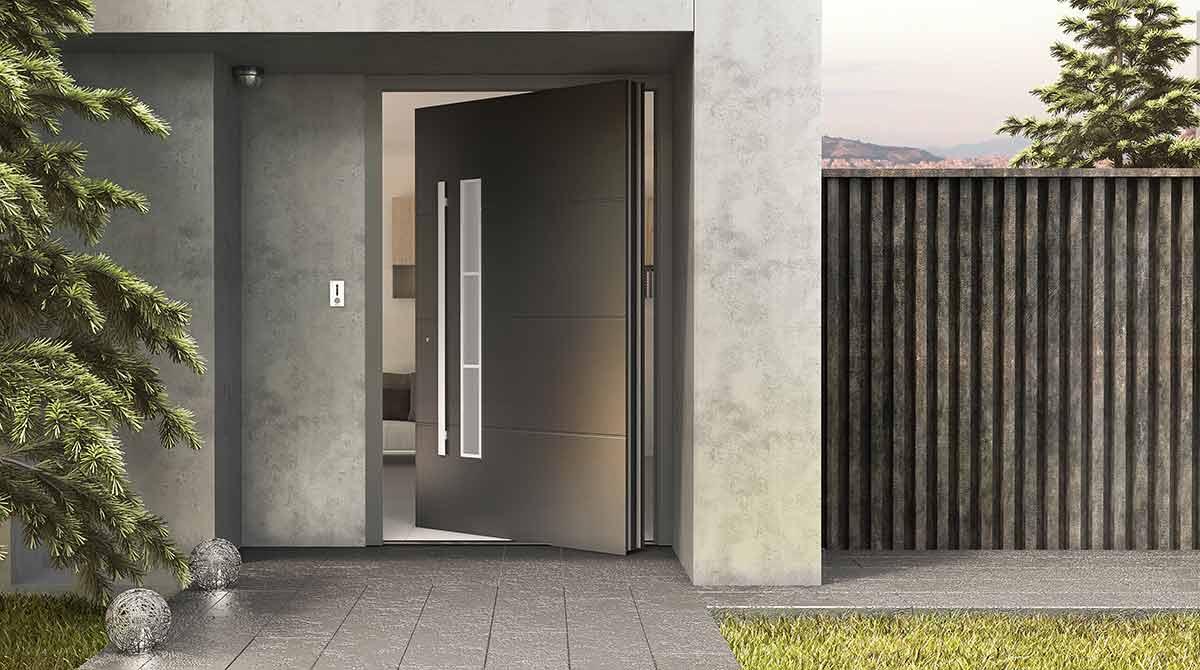דלתות PIVOT יחודיות