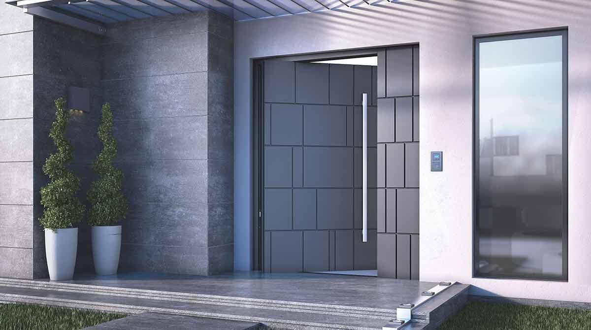 דלתות PIVOT טקסטורליות קוקלציה 2018
