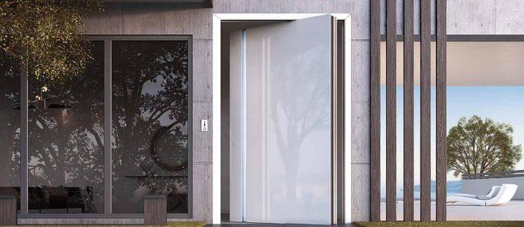 דלת כניסה מעוצבת והשפעתה על עיצוב הבית