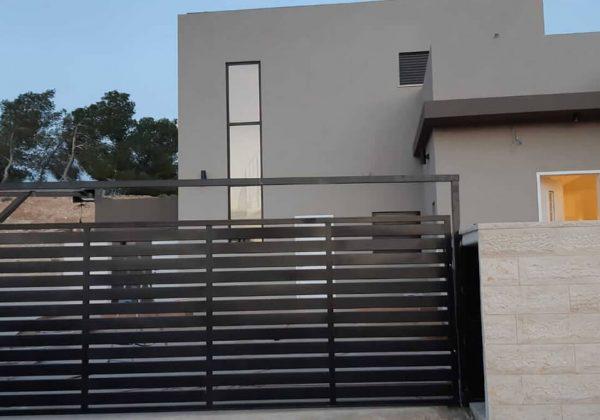 שערים שמומלץ לקנות – כך תדעו שבחרתם נכון את התקן הכניסה לבית