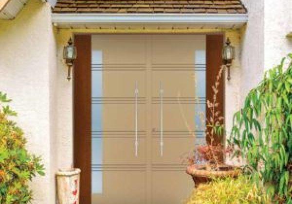 דלתות חיצוניות מעוצבות לבית